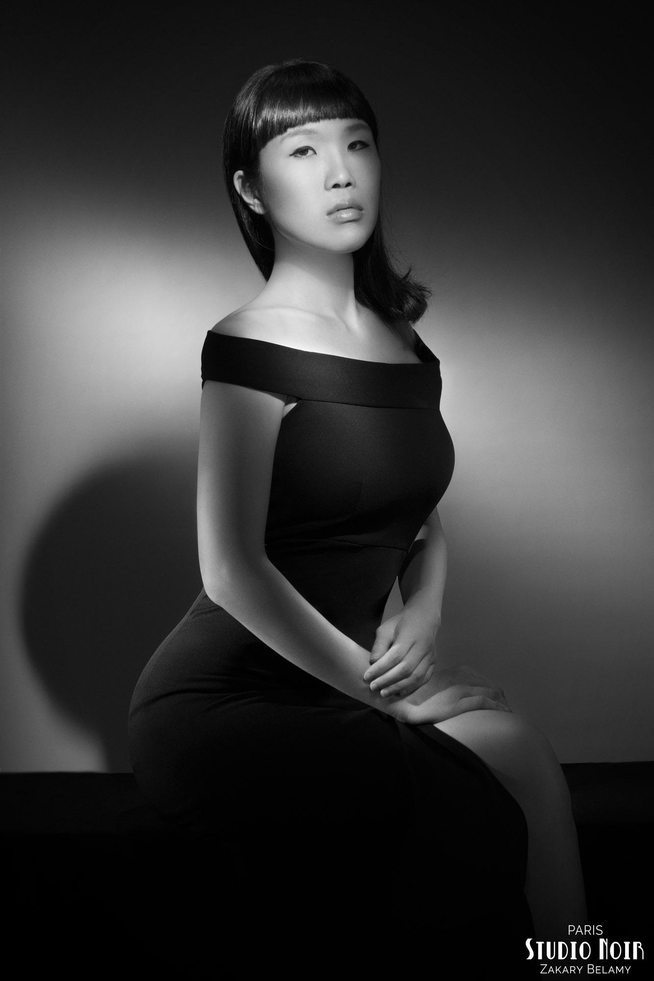 Black white zakary belamy photographer filmmaker