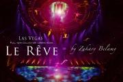 """The show """"Le Reve"""" - Las Vegas USA"""