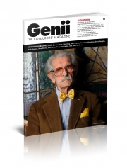 Magazine Genii with Billy McComb (USA)