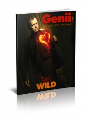 Magazine Cover with Genii Boris Wild (USA)