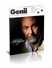 Magazine Genii with David Berglas (USA)