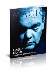 Magazine Magic - Gaetan Bloom (USA)