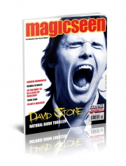 Magazine MagicSeen with David Stone (UK)
