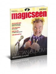Magazine MagicSeen with Gaetan Bloom (UK)