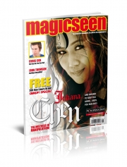Magazine MagicSeen with Juliana Chen (UK)