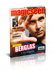 Magazine MagicSeen with Marvin Berglas ( (UK))